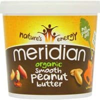 Meridian | Peanut Butter Smooth | 1kg
