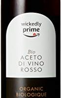 Amazon Brand - Wickedly Prime Organic Red Wine Vinegar