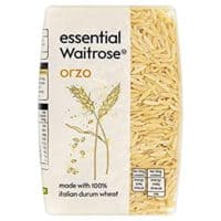 Orzo essential Waitrose 500g