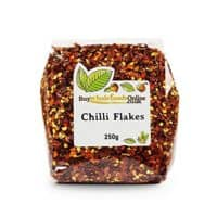 Chilli Flakes 250g (Buy Whole Foods Online Ltd.)