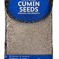 KTC Cumin Seeds Jeera Whole 1 Kg