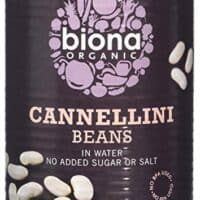 Biona Organic Cannellini Beans 400g (Pack of 12)