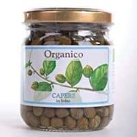 Organico Org Capers In Brine