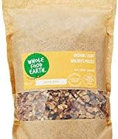Wholefood Earth - Organic Light Walnut Large Pieces - Raw - Vegan - GMO Free  - 1kg