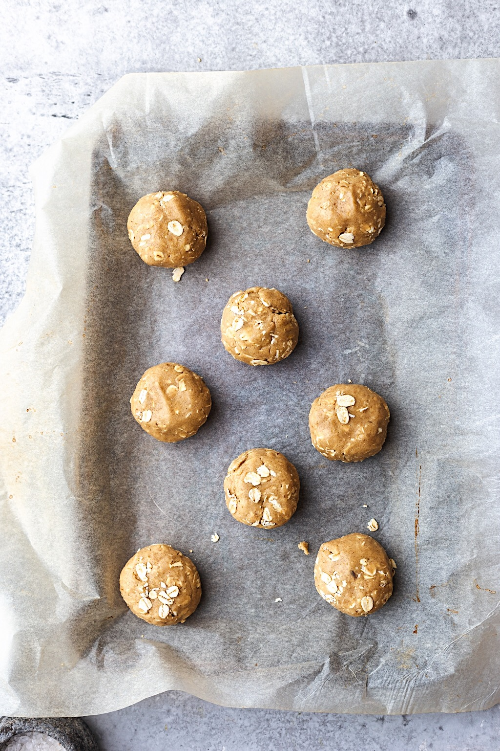 Vegan Oat Cookie Dough