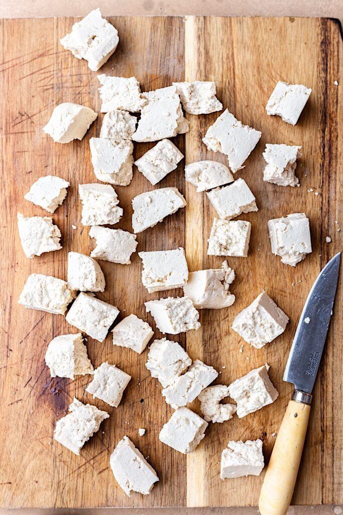 Tofu Chunks