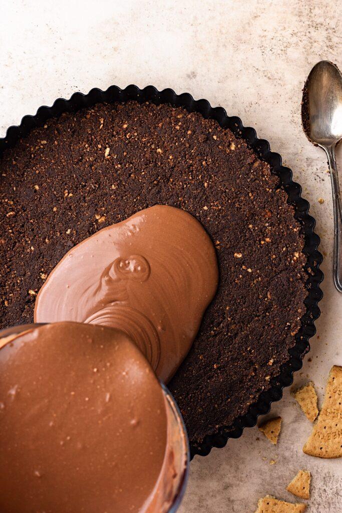 Chocolate Cream Pie Filling