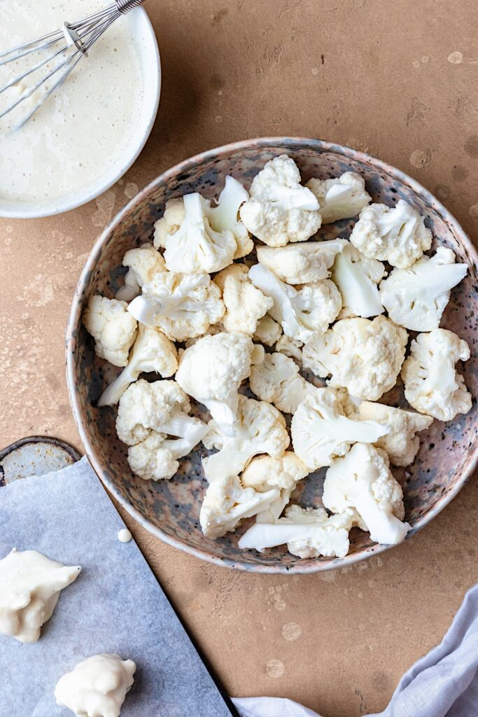 Cauliflower Wing Florets