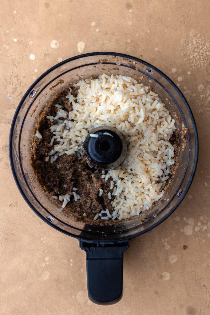Vegan Swedish Meatball Mixture