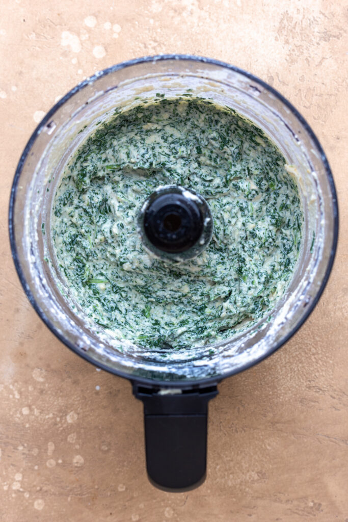 Vegan Spinach and Ricotta Filling