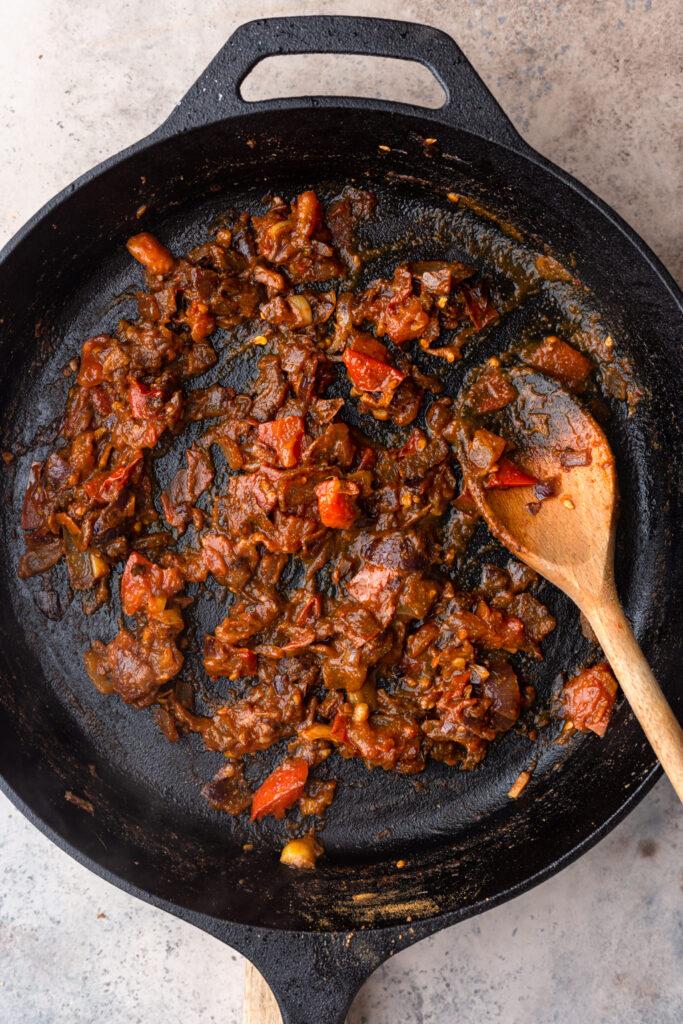 Sweet Potato Curry Paste